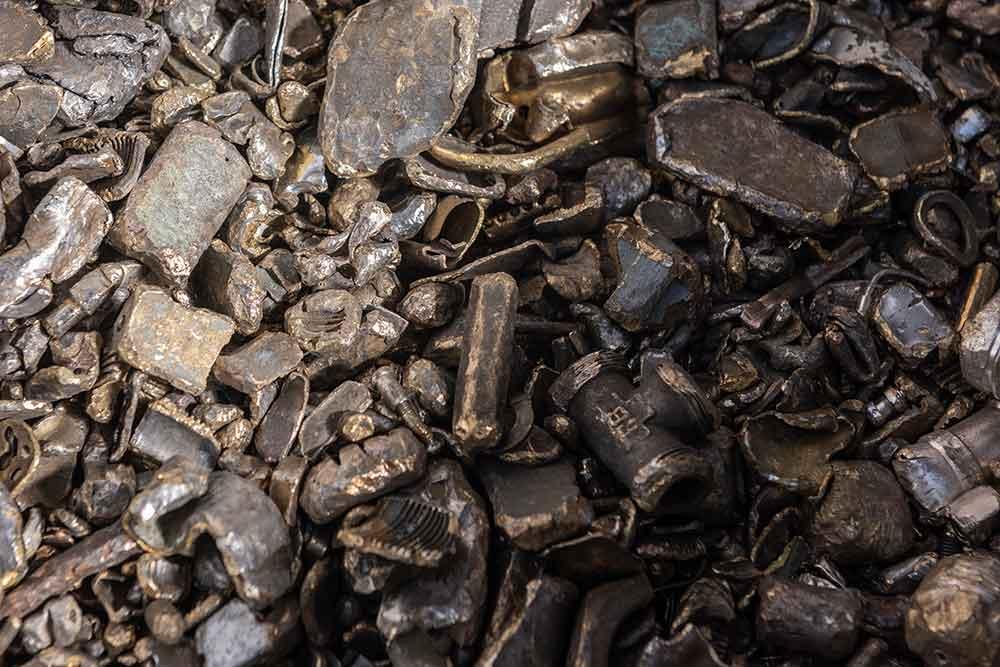 bb italia srl riciclaggio di rottami ferrosi e non ferrosi